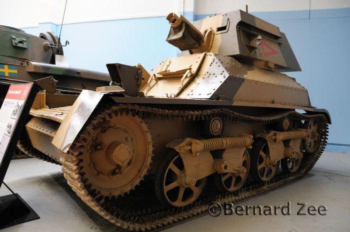 Танковый музей в Бовингтоне (Великобритания) (100 фото)