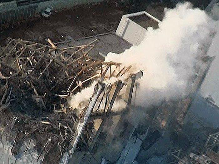 Японский Чернобыль не страшнее советского (4 фото + текст)