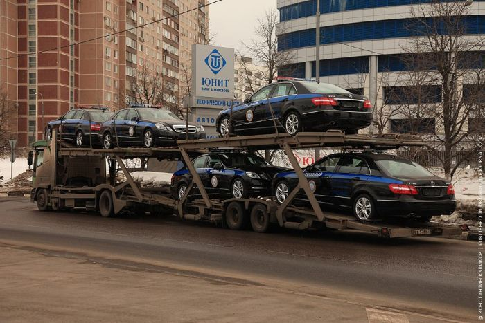 Кортеж Рамзана Ахматовича Кадырова станет еще на пять машин длиннее.