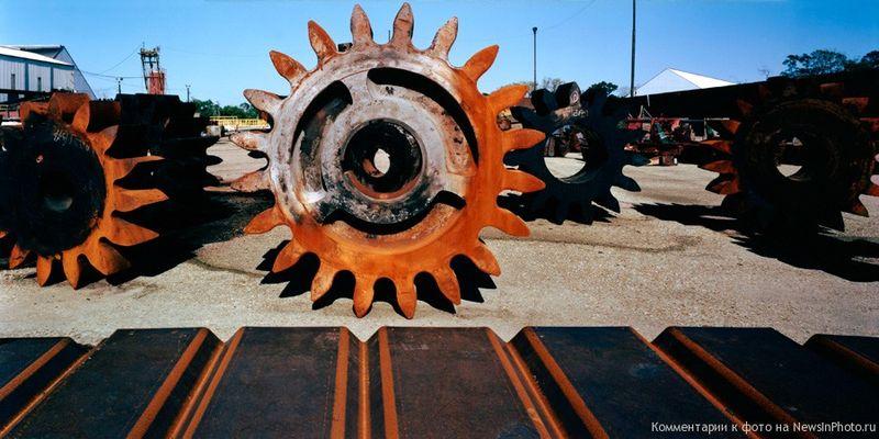 9.Луизианские шестерни (Louisiana Gears)<br>  2004 год.