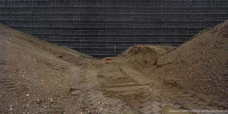 27.Решетка (Grid Wall)<br>    Нью-Джерси, 2009 год