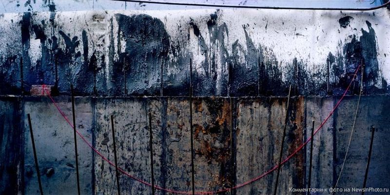 30.Стена Кромвеля (Cromwell Wall)<br>  Нью-Йорк, 2007 год.