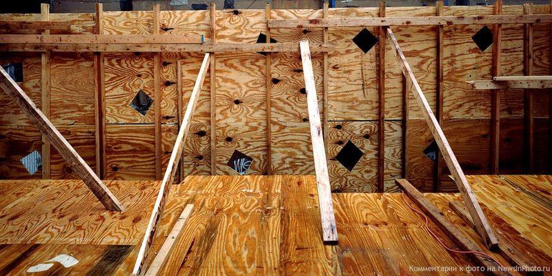 31.Забор на стройке (Construction Fence)<br>  Нью-Йорк, 2007 год.
