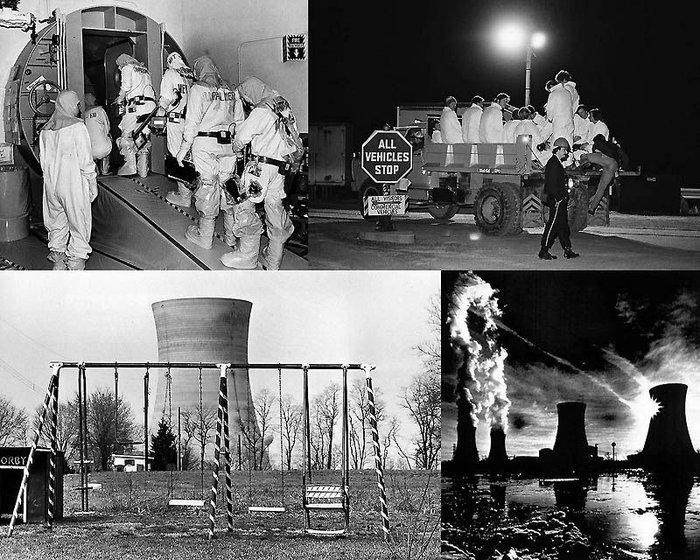 Три-Майл-Айленд– крупнейшая авария на АЭС в США (18 фото)