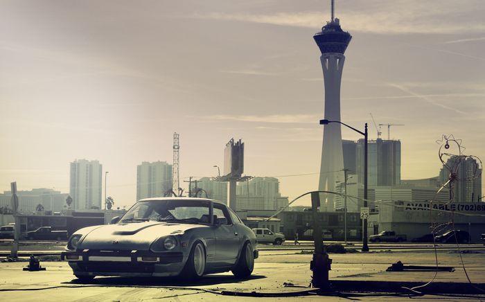 Прокачка Datsun 280Z (14 фото)