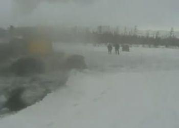 Постройка дороги в России