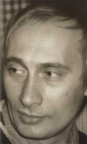 Семейный альбом В.В. Путина (58 фото)