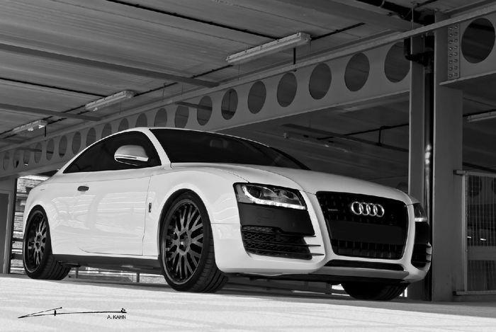 Audi A5 от тюнинг ателье Project Kahn (5 фото)