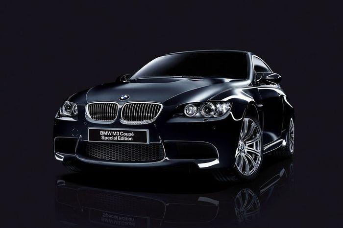 BMW М3 Matte Edition специально для китайского рынка (4 фото)