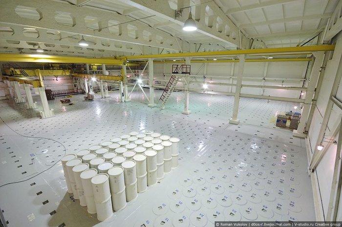 Калининская АЭС: с точки зрения радиоактивных отходов (26 фото)
