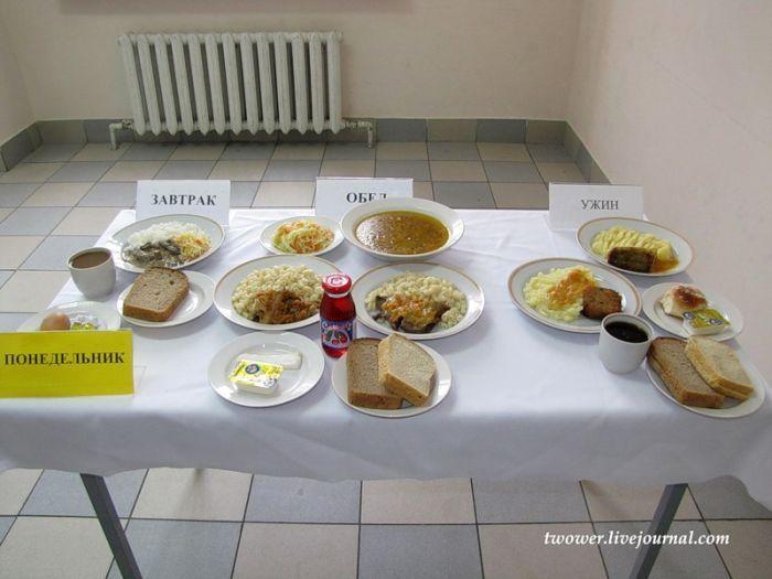 Питание в армии (27 фото)