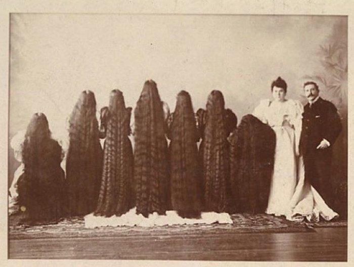 Сестры Сазерленд (15 фото)