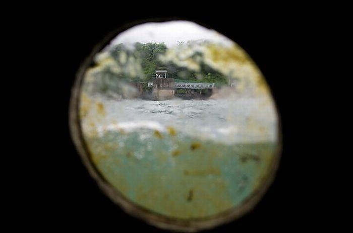 Как выглядит подводная лодка для перевозки кокаина (11 фото)