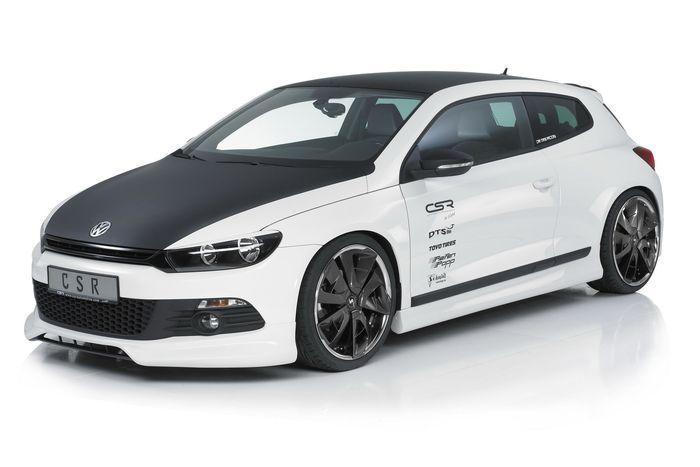 Volkswagen Scirocco от ателье CSR Automotive (9 фото)