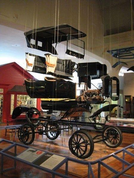 Детройт - Музей Генри Форда (26 фото)