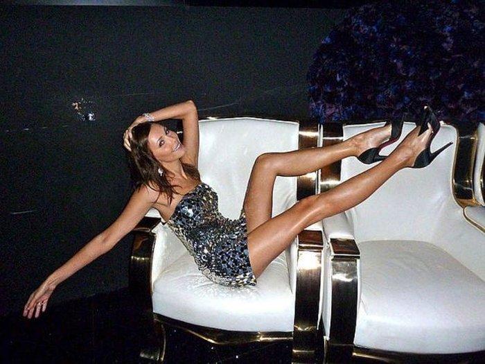 Молодая модель Ольга Петрова (12 фото)
