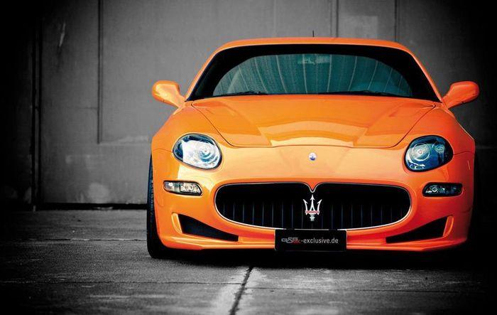 Maserati 4200 GT Cambiocorsa от тюнеров из G&S Exclusive (13 фото+видео)