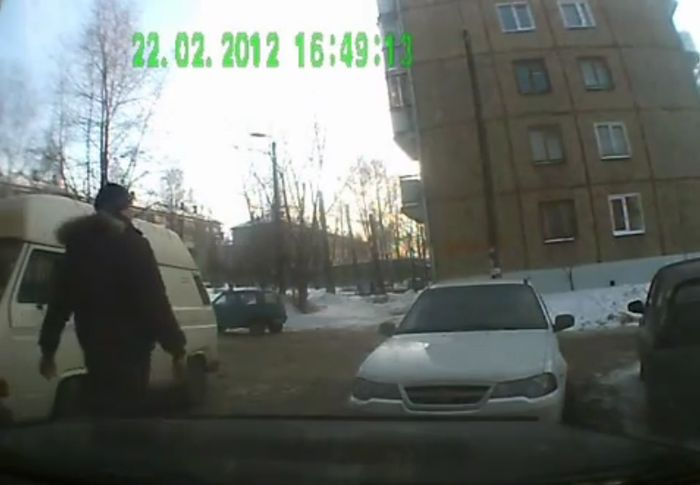 Авария дня часть 483 (фото+видео)