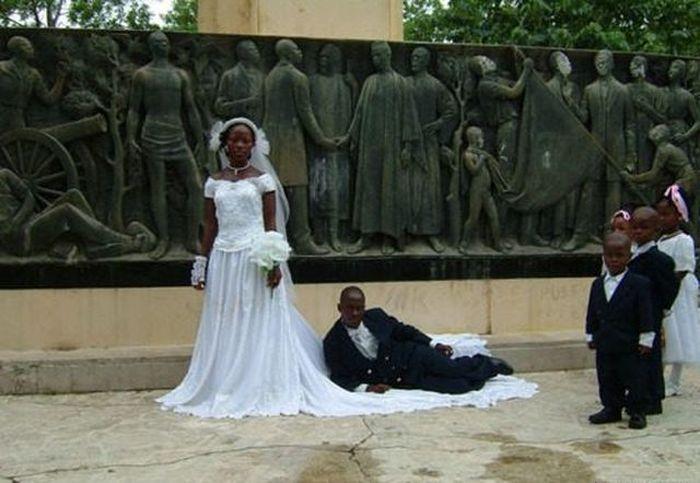 Невеста и негр