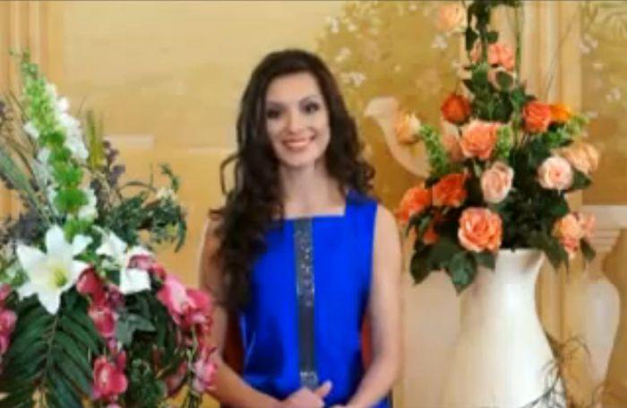 Мисс Татарстан размышляет о конце света (видео)