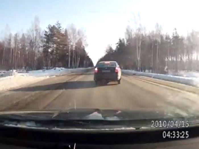 Авария дня часть 484 (фото+видео)