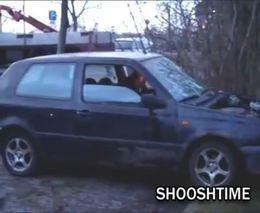 Быстрый способ выдрать мотор из машины