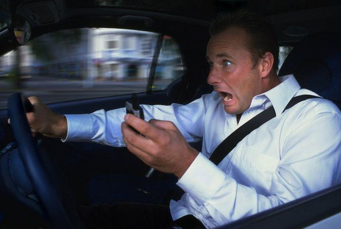 Каждый пятый британец водит машину на автопилоте (текст)