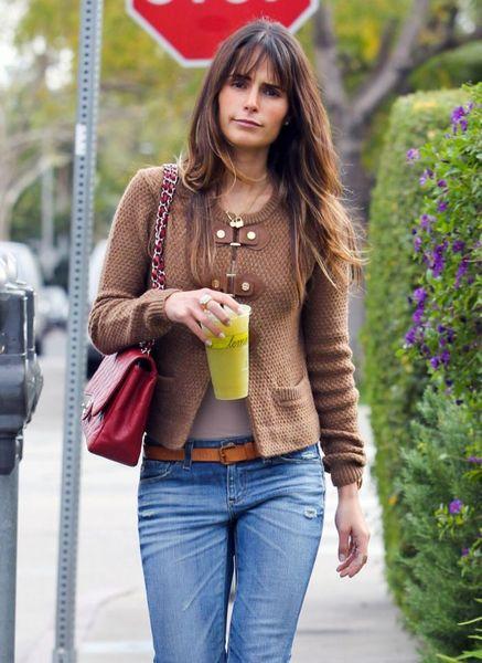 Джордана Брюстер в обтягивающих джинсах (7 Фото)
