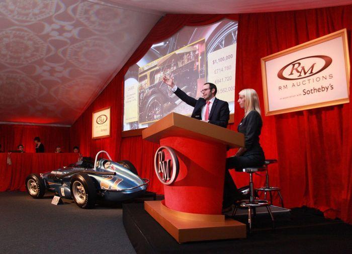 Братья Milhous продали свою коллекцию авто за $38.3 млн. (16 фото)