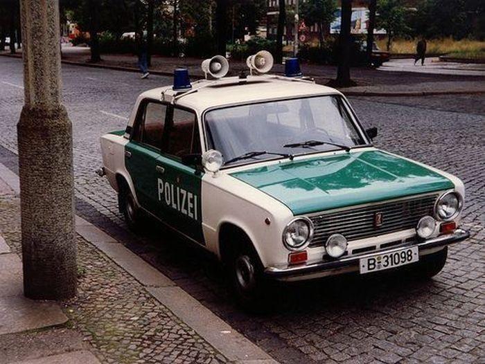 Спецавтомобили советского производства в других странах (21 фото+видео)