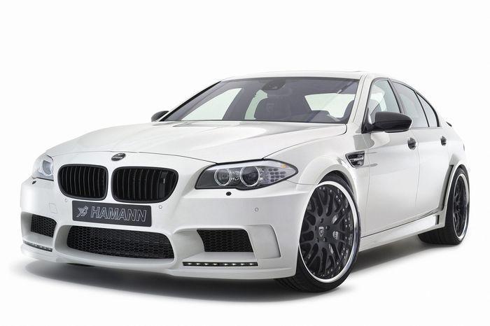 BMW M5 в кузове F10 получил еще один тюнинг-пакет от Hamann Motorsport (38 фото)