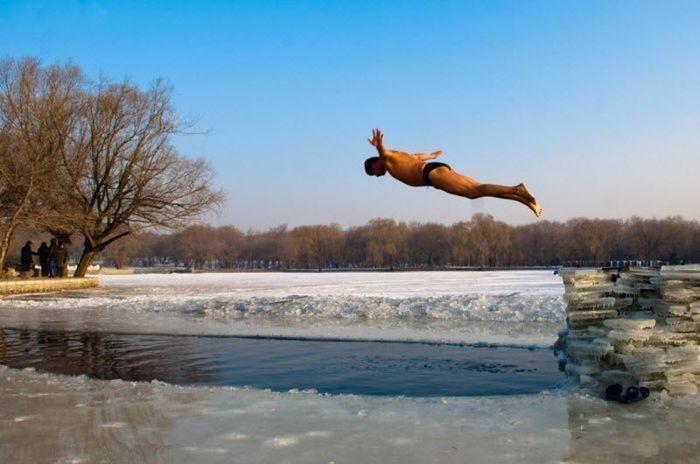 Зимняя погода-2012 (37 фото)
