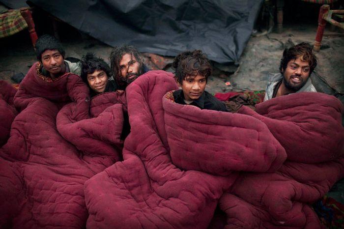 Общежитие по-индийски (18 фото)