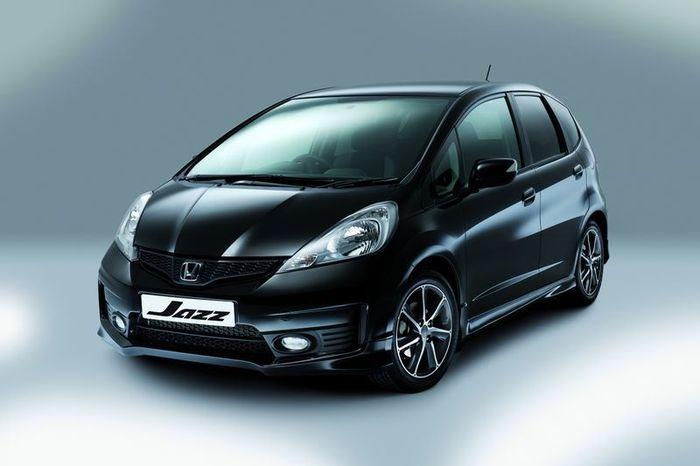 Компания Honda обновила модель Jazz (24 фото)
