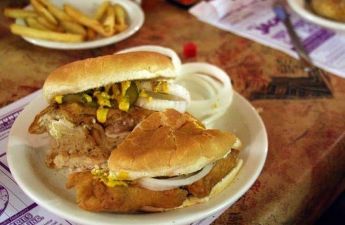 Самые ужасные блюда (9 фото)