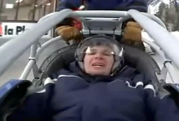 Видео подборка неудачников начала марта 2012. (видео)