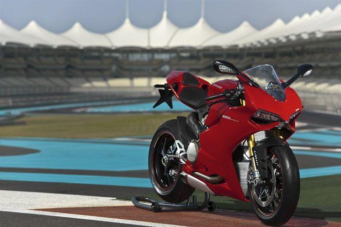 Компания Audi собирается выкупить марку Ducati за 850 млн.$ (2 фото+текст)