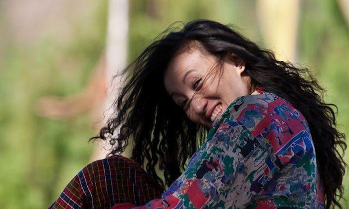 Портреты людей, проживающих в Бутане (84 фото)