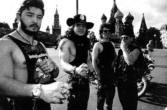 Неформальный СССР, 70 - 90-е (45 фото)