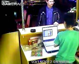 Ограбление казино в Чехии