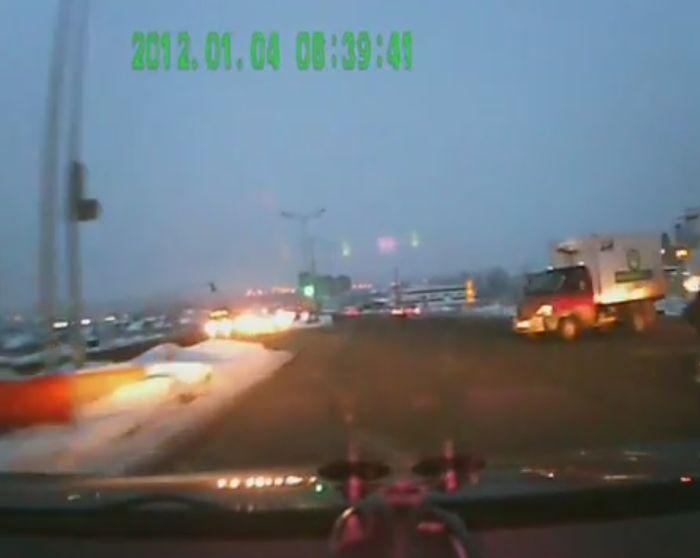 Авария дня часть 502 (фото+видео)