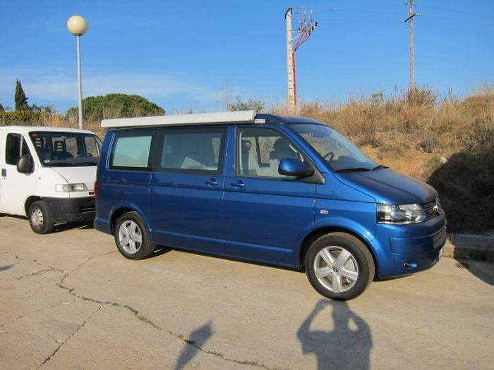 Volkswagen California - машина-трансформер для путешествий (26 фото)