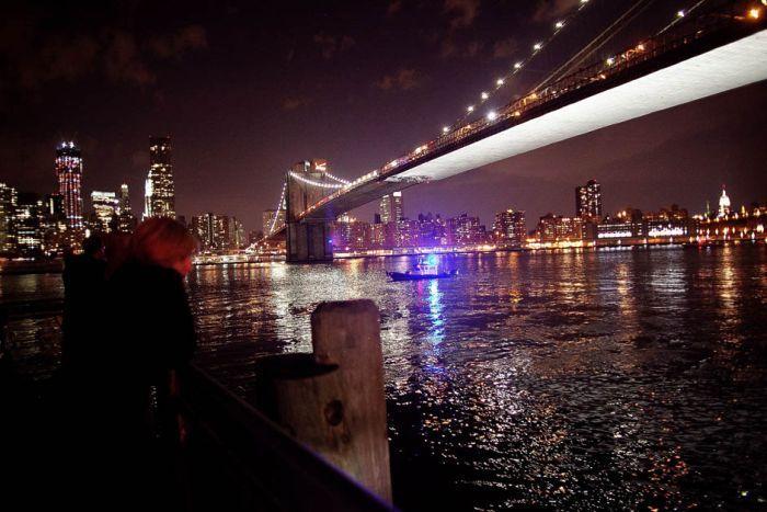 Происшествие с Бруклинским мостом (7 фото)