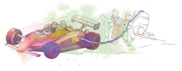 Победить любой ценой: самые гениальные хитрости из мира автоспорта