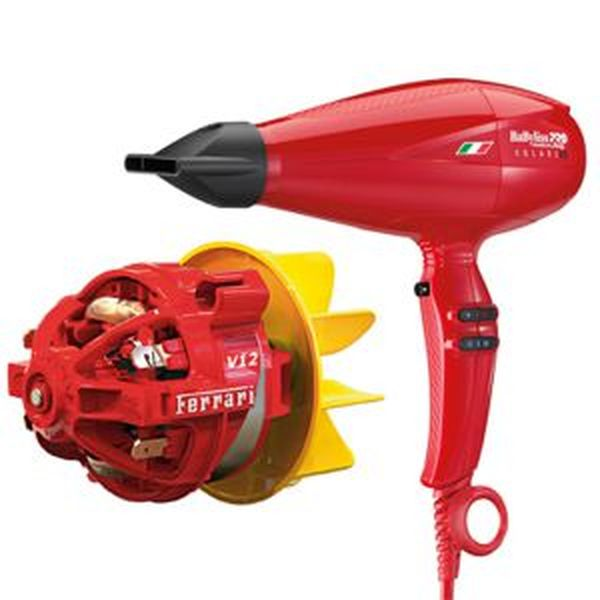 Ferrari выпустила фен и машинку для стрижки. (видео)