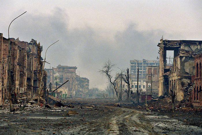 Чечня и не только глазами Дмитрия Белякова (31 фото)
