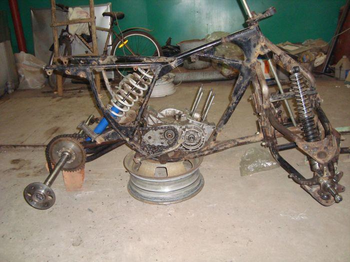 квадроцикл гризли фото