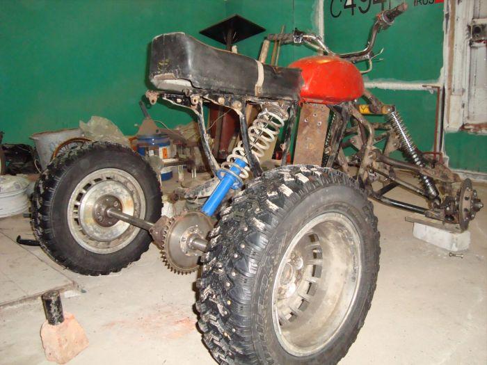 утесов мохер самодельный квадроцикл из минска фото господня