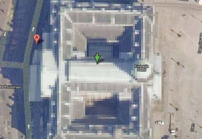 Места запрещенные для просмотра на Google Maps (10 фото)