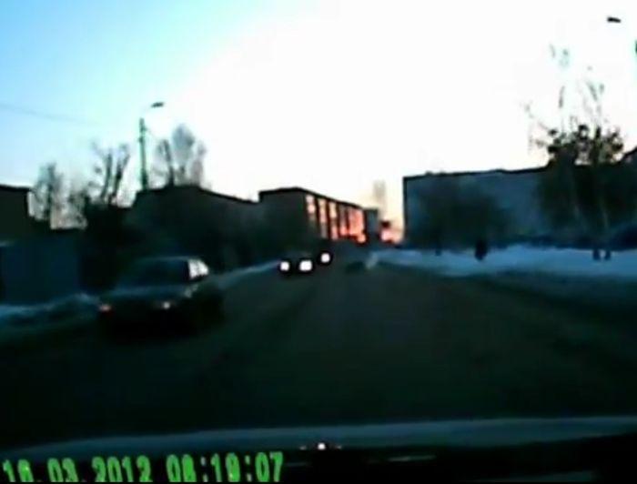 Авария дня часть 513 (фото+видео)